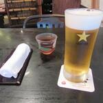和歌里 - 生ビール