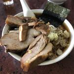 味の大西 - ワンタン麺 1000円