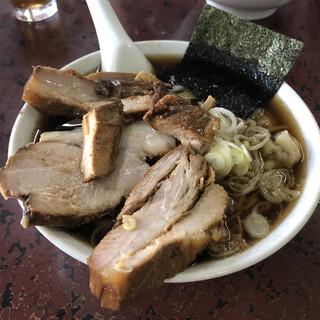 味の大西 - 料理写真:ワンタン麺 1000円