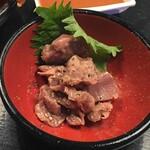 Torisei - 砂ずりコリコリ(319円)
