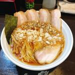 中華そば 弥栄 - 料理写真: