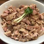 Jimbouchoukurosu - 肉飯