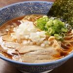 麺屋 銀星 海美風 - 料理写真:あっさり煮干し中華そば