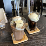 sweets cafe Riche - ドリンク写真: