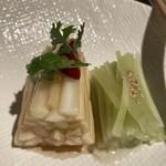 Mimosa - 酢かげんさっぱりで感触を残した野菜の美味