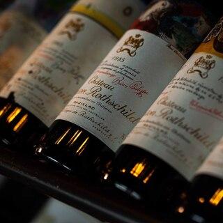 多彩なワイン達に心ゆくまで