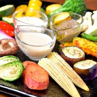 珍しい野菜や季節の旬の野菜を取り揃えております☆