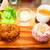 ぶら里 - 料理写真:ワンコイン・ハンバーグプレートランチ 500円(税込)【2020年8月】
