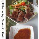 南の風 - 料理写真:ランチのメイン