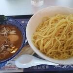 らあめん花月嵐 - 料理写真:濃厚鶏白湯つけ麺風雲児