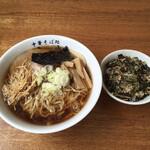 琴壱 - 中華そばと海女さん飯