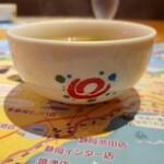 さわやか - 料理写真:美味しいスープ