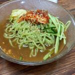 盛華 - 料理写真:冷麺