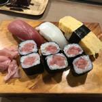やよい寿司 - おまかせ