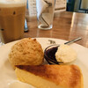 ナス・ショウゾウ カフェ - 料理写真:ケーキシエスタ チーズケーキ