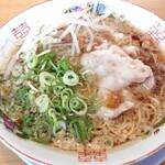 武田屋 - 料理写真:しょうゆラーメン♪