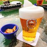ビアテラス 鶺鴒 - ビールが美味しい