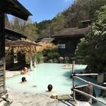 134414104 - 鶴の湯温泉<混浴露天風呂>