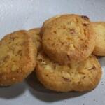 喜久家洋菓子舗 - ホームメイドクッキー(アーモンド)