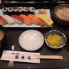 寿司・割烹 福寿司 - 料理写真:(ランチ)にぎり