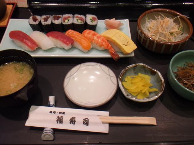 寿司・割烹 福寿司