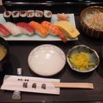 寿司・割烹 福寿司 - (ランチ)にぎり