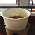 BERTH COFFEE - アイスだと多分もっと美味しい♪ 380円くらいだったかな