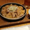 県民酒場 ダウドン - 料理写真:ぱんち(味噌煮込み)