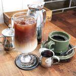 グッドネイバーズコーヒー リラクシング - グッドネーバーズブレンドと、アイスカフェ・オレ