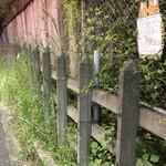 134427440 - 線路沿いの道がcarried me back to the good old days.