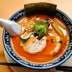 らぁ麺屋まるみ - 海老塩らぁ麺 880円
