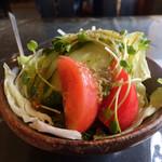 和楽路 - 料理写真:野菜サラダ