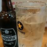 一平 - ホッピー ナカ 270円