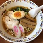 銀座 天龍 - 中華そば(990円)