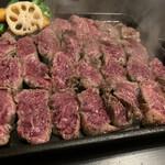 肉が一番 - ハンキングテンダーステーキ 480g
