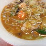 中華料理 満来軒 -