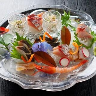和食歴43年の料理長が作るこだわりの料理です★☆