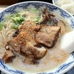 由丸 - 厚切炙チャーシュー麺
