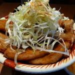 銀呈 - MIXの贅沢ぶた丼サイズL