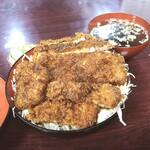 よしのや食堂 - ソースカツ丼