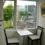 ちょこっと カフェ - 2階席(テーブル)