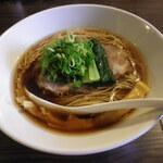 花笑み中華そば かれん - 料理写真:醤油そば