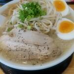 134452135 - 小鉄ラーメン 醤油(大)