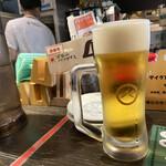 立呑みパラダイス - ビール