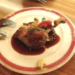 Daurade - 鴨もも肉のコンフィ¥1800