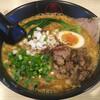 キブサチ - 料理写真:カレー担々麺
