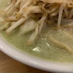 134458501 - バジル風味の濃厚スープ