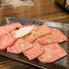 炭火焼肉 黒毛和牛 慶k - 料理写真:上タン 1,580円