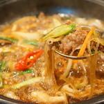 ☆プルコギ(韓国式牛のすき焼き) 一人前