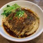 ザージャン麺 山椒屋 - 料理写真:ザージャン麺大盛り